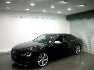 used Audi S8 TFSI Quattro in west-yorkshire
