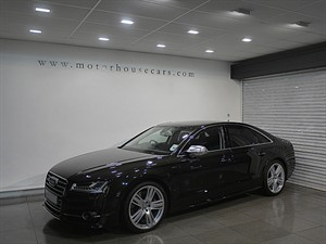 "used Audi S8  Quattro ""Face Lift Model"" High Spec in west-yorkshire"