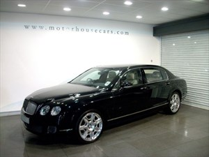 used Bentley Continental Flying Spur Mulliner W12 in west-yorkshire
