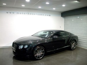 "used Bentley Continental GT W12 Speed ""£23,000 Worth Of Extras"" in west-yorkshire"