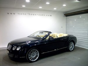 used Bentley Continental GTC W12 Speed Exterior Pack  in west-yorkshire