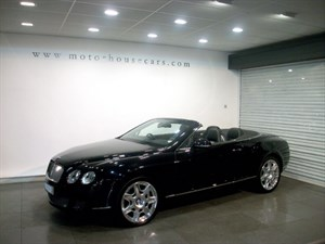 used Bentley Continental GTC Mulliner in west-yorkshire