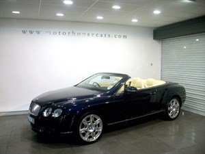 used Bentley Continental GTC Mulliner Driving Spec in west-yorkshire