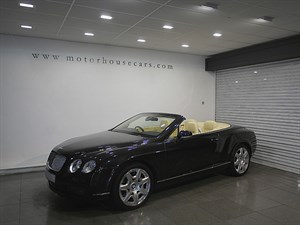 "used Bentley Continental GTC ""Mulliner Driving Pack"" in west-yorkshire"