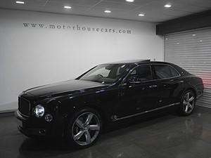 used Bentley Mulsanne Speed, VAT Q in west-yorkshire