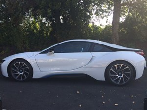 used BMW  i8 [Pure Impulse Design Pack]  in west-yorkshire