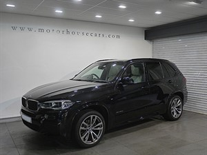 "used BMW X5 xDrive30d M Sport ""High Spec"" in west-yorkshire"