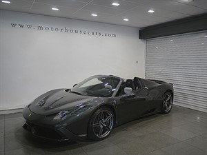 used Ferrari 458 Aperta, In Stock, 1 Owner in west-yorkshire