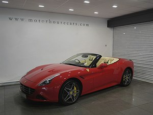 used Ferrari California T in west-yorkshire