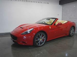 "used Ferrari California ""Low Mileage"" in west-yorkshire"