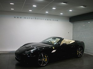 "used Ferrari California ""30 Edition"" Handling Package in west-yorkshire"