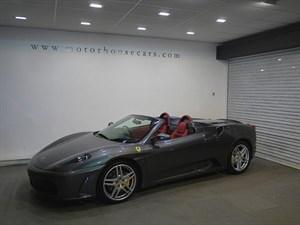 "used Ferrari F430 F1 ""Low Mileage"" in west-yorkshire"