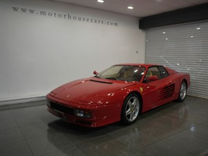 "used Ferrari Testarossa ""Left Hand Drive"" in west-yorkshire"