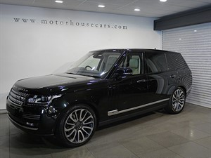 used Land Rover Range Rover (4 SEATS)  SDV8 Autobiography (LWB) in west-yorkshire