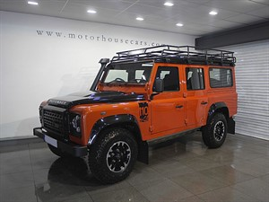 used Land Rover Defender 2.2 D Adventure Edition VAT Q in west-yorkshire
