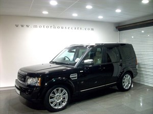 used Land Rover Discovery SDV6 HSE Luxury in west-yorkshire