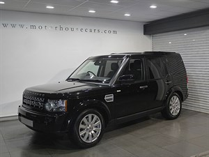 "used Land Rover Discovery SD V6 HSE ""Low Mileage"" Immaculate in west-yorkshire"