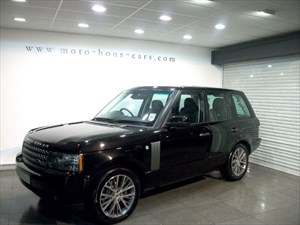 used Land Rover Range Rover TDV8 Vogue in west-yorkshire