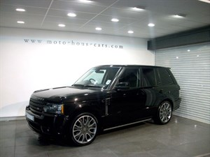 used Land Rover Range Rover TDV8 Overfinch GT in west-yorkshire