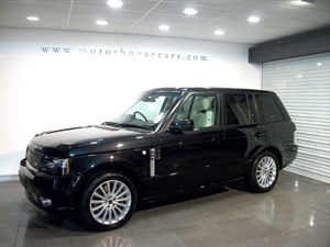 "used Land Rover Range Rover TDV8 Vogue SE ""Exterior Design Pack"" in west-yorkshire"