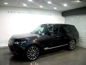 used Land Rover Range Rover Vogue SE in west-yorkshire