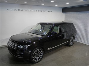 used Land Rover Range Rover Autobiography (LWB) Huge Spec in west-yorkshire