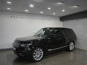 """used Land Rover Range Rover Vogue SE Panroof Sliding, 21"""" Alloys in west-yorkshire"""