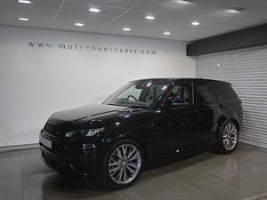 """used Land Rover Range Rover V8 SVR """"Very Rare Model"""" IN STOCK in west-yorkshire"""