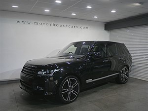 used Land Rover Range Rover Full OVERFINCH INT & EXT+R/ENT in west-yorkshire