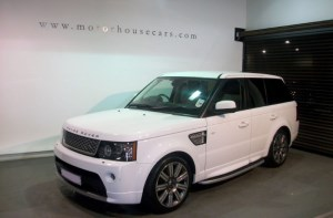 used Land Rover Range Rover Sport SDV6 Autobiography Sport  in west-yorkshire