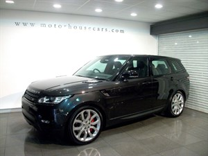 used Land Rover Range Rover Sport Autobiography Dynamic  in west-yorkshire
