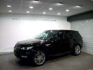 used Land Rover Range Rover Sport SDV6 HSE, VAT Q, 7 SEATS in west-yorkshire