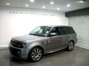 used Land Rover Range Rover Sport V8 S/C Autobiography  in west-yorkshire
