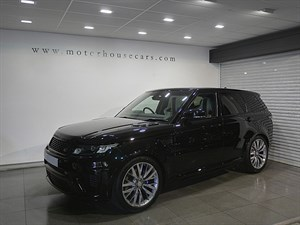 used Land Rover Range Rover Sport V8 SVR in west-yorkshire