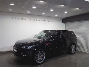 """used Land Rover Range Rover Sport SDV6 HSE """"7 SEATS"""" PAN ROOF in west-yorkshire"""