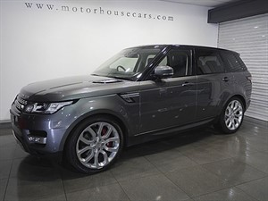 used Land Rover Range Rover Sport 3.0 SD V6 HSE 5dr (start/stop) in west-yorkshire