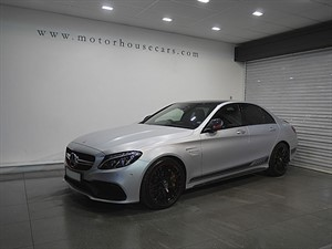 used Mercedes C63 AMG C63 S Edition 1 Carbon Ceramics,Head Up Disply in west-yorkshire