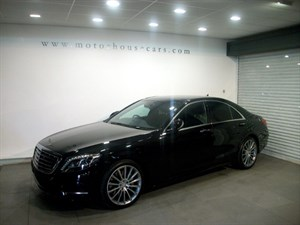 """used Mercedes S350 CDI AMG """"Vat Q"""" Pan Roof in west-yorkshire"""