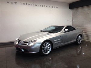 "used Mercedes SLR McLaren ""1 Owner"" Beautiful Example in west-yorkshire"