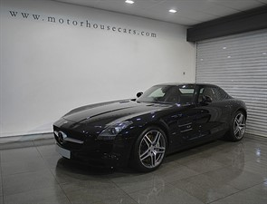 used Mercedes SLS 6.2 AMG AMG Sport 2dr in west-yorkshire