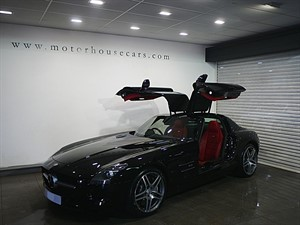 used Mercedes SLS AMG, UK Car, Mercedes Warranty,B&O in west-yorkshire