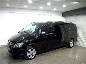 "used Mercedes Viano AMBIENTE CDI ""35k Rear Conversion"" in west-yorkshire"