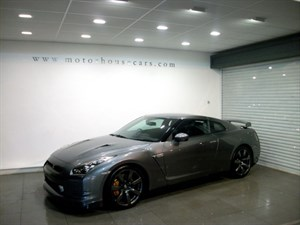 used Nissan GT-R Premium Edition 4WD in west-yorkshire