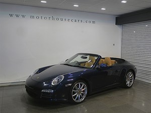 used Porsche 911 (997) C4S PDK (High Spec) 6000 MILES in west-yorkshire
