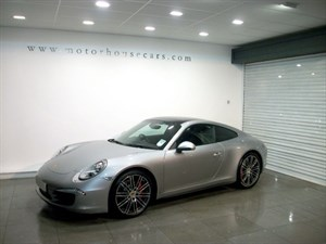 used Porsche 911 C4S PDK (991) in west-yorkshire
