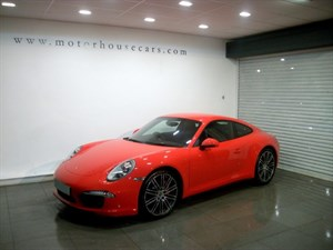 used Porsche 911 C4S (991) in west-yorkshire