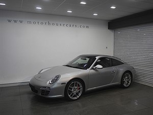 "used Porsche 911 997 PDK Targa 4 S ""Very Rare"" in west-yorkshire"