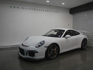 "used Porsche 911 GT3 V6 GT3 ""LOW MILEAGE"" CERAMIC BRAKES in west-yorkshire"