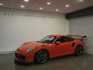 used Porsche 911 GT3 991 GT3 RS Lifting System, Ceramic Brakes in west-yorkshire