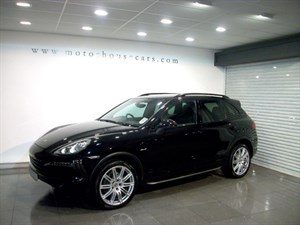 "used Porsche Cayenne Tiptronic ""High Spec"" in west-yorkshire"